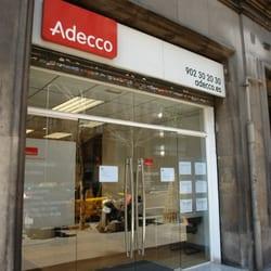 Adecco l 39 eixample barcelona spain yelp for Oficina adecco barcelona