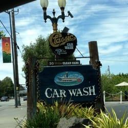 Classic Car Wash Campbell Ca