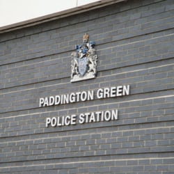 Paddington Green Police Station, London