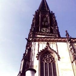 St. Lamberti-Kirche, Münster, Nordrhein-Westfalen
