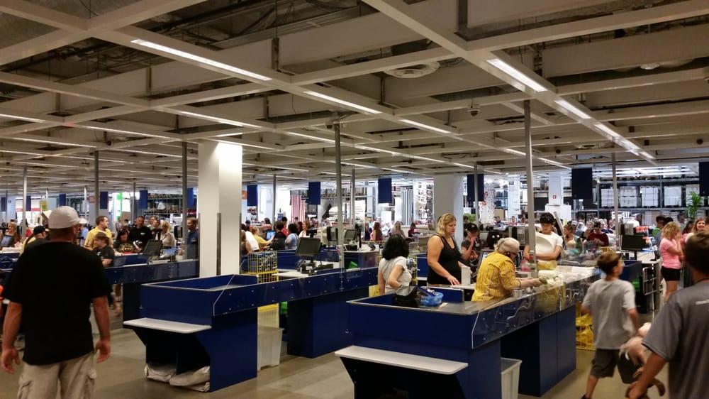 Ikea twin cities 120 reviews furniture shops for Ikea heures bloomington