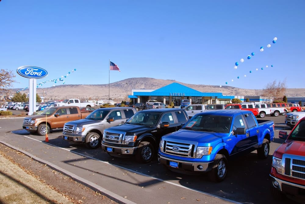 Lithia ford of klamath falls for Lithia motors klamath falls