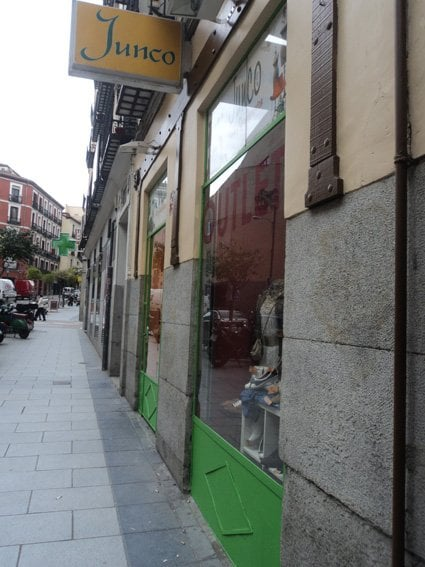 Junco outlet shoe stores chueca madrid spain - Gancedo outlet madrid ...