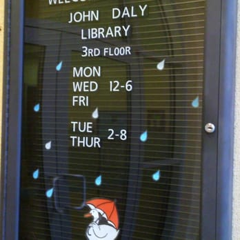Library Daly City Hours