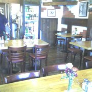 El Paso Cafe - front seating - Mountain View, CA, Vereinigte Staaten