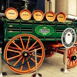 Heineken Experience, Amsterdam, Noord-Holland, Netherlands