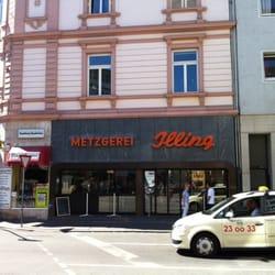 Metzgerei Illing, Frankfurt, Hessen