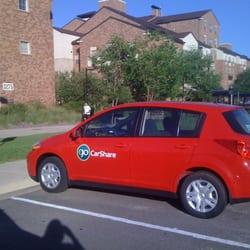 eGo CarShare logo