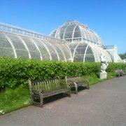 A great sunny day ay Kew