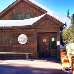 Uley s cabin and ice bar crested butte co united for Cabine vicino a crested butte co