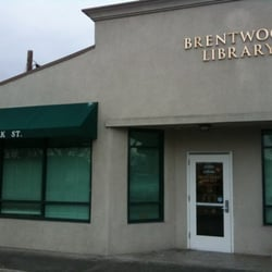 Contact – Brentwood Public Library