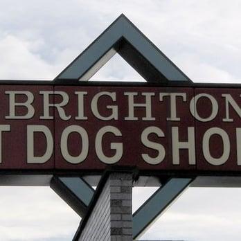 Brighton Hot Dog Shoppe And Mcdonald S