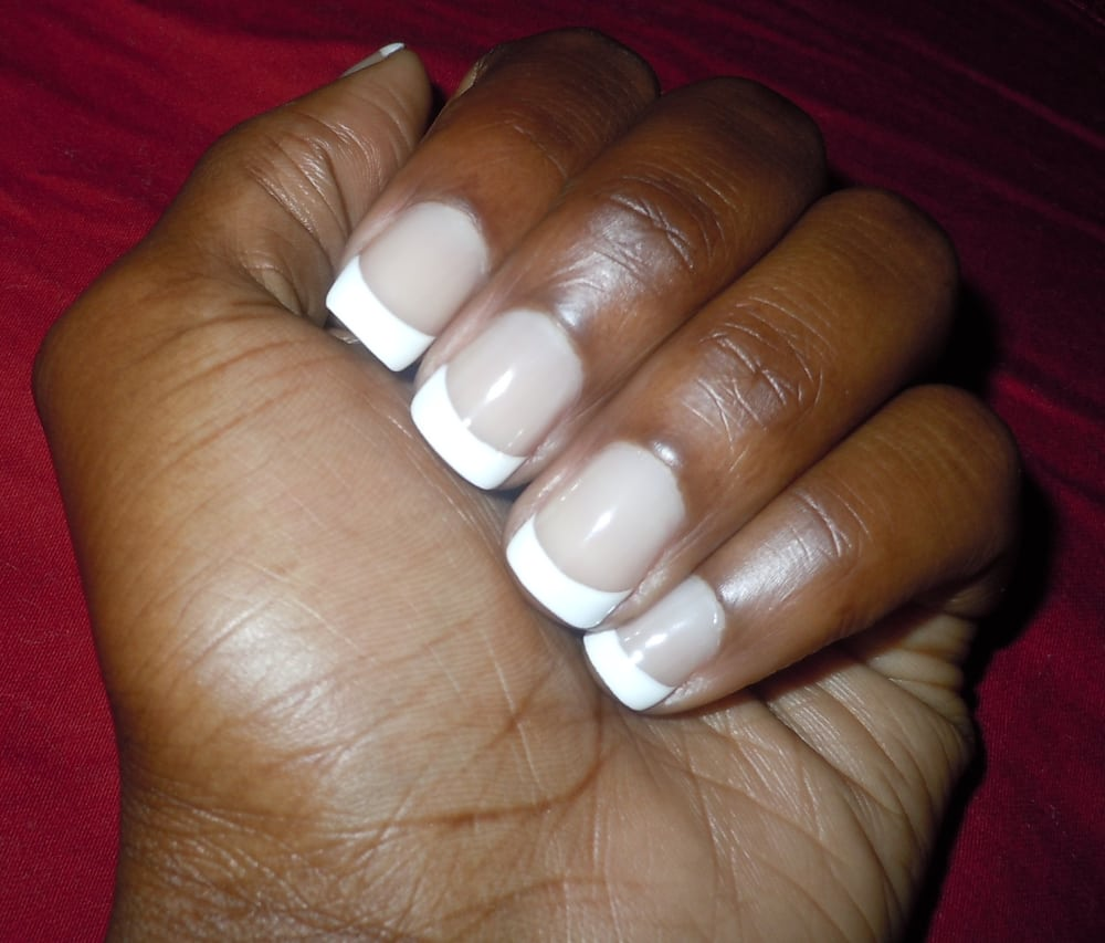 iSPA Nail Salon - Shellac French Manicure - San Jose, CA, United