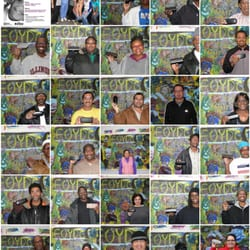 Prevent Blindness Northern California - Some of the people that received new eye glasses from the VSP Vision Van - San Francisco, CA, Vereinigte Staaten