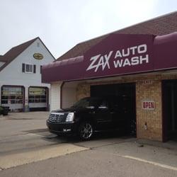 Zax Car Wash Canton Mi