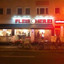 Fleischerei, Berlin