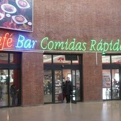 Cafetería Plaza de Armas, Sevilla