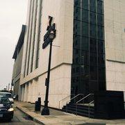 Downtown Houston - Houston Chronicle building - Houston, TX, Vereinigte Staaten
