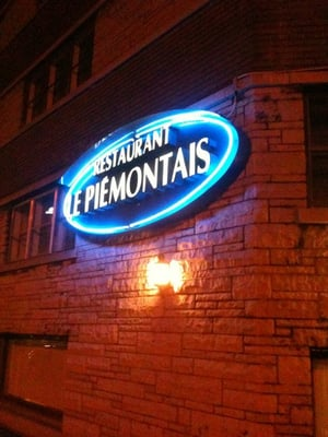 Restaurant Le Piemontais