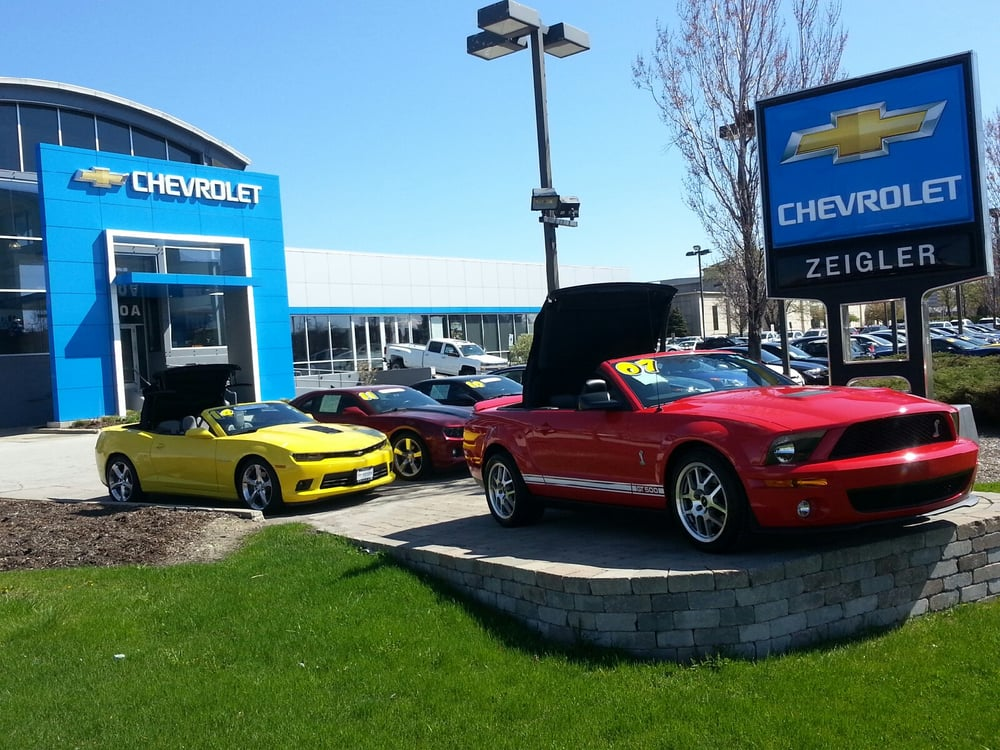 Zeigler Chevrolet Schaumburg 28 Photos Car Dealers