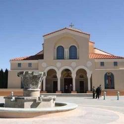 St John Greek Orthodox Church - Las Vegas, NV, Vereinigte Staaten