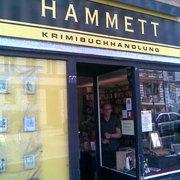 Hammett Krimibuchhandlung, Berlino, Berlin, Germany