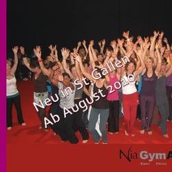 Nia/GymAllegro GmbH, St. Gallen, Switzerland