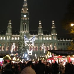 beautiful Christmas Market