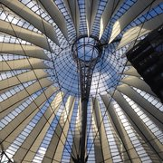 Top of Sony Center