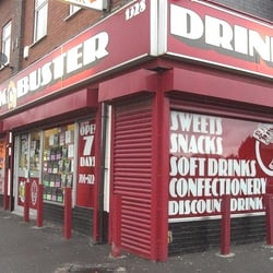DrinkBuster, Birmingham, West Midlands