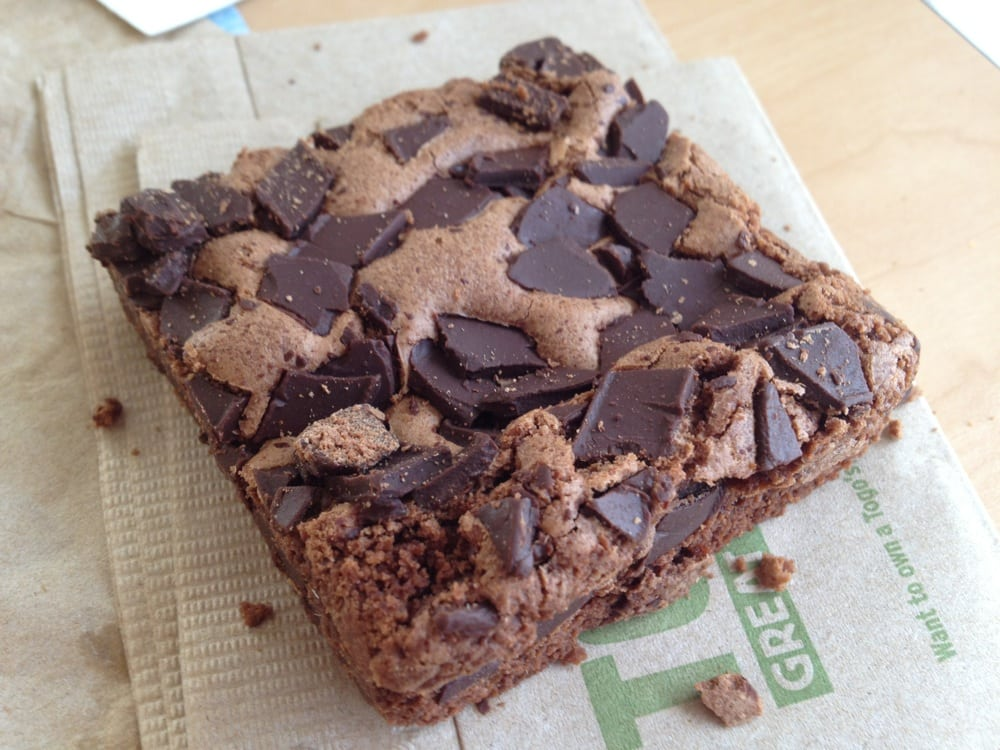 ... Sandwiches - Orange, CA, United States. Double chocolate chunk brownie