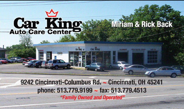 car king auto care center west chester oh united states yelp. Black Bedroom Furniture Sets. Home Design Ideas