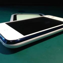 iPhone 3GS 64GB Eloxiert Chrom Blau und…