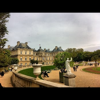 Jardin du Luxembourg - Paris, France