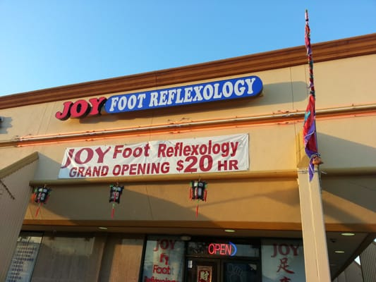 business foot massage houston