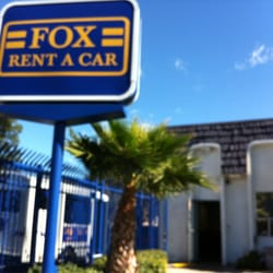 Fox car rental locations near Burbank Airport [BUR], California CA, USA The airport zone is the most popular Fox location in Burbank Airport [BUR], California CA, USA. The rental car desk is usually located right at the airport, but sometimes you might need to get by yourself or to use a free shuttle bus to get to the rental desk/10(K).