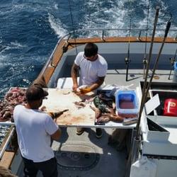 Stardust sportfishing fishing santa barbara ca for Santa barbara fishing charters