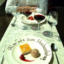 dessert (surprise!)