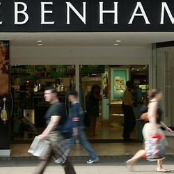 Debenhams, Wimbledon, London