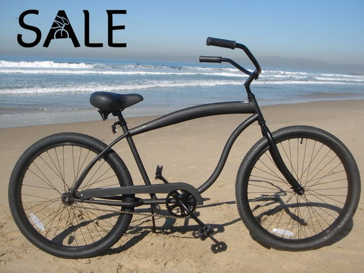 Cruiser Bikes For Tall Men Beach Bikes amp Beyond San