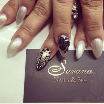 Sarana Nails Spa Prices
