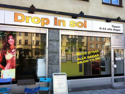 solarium stockholm city dejt stockholm