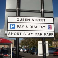 Queen Street Car Park, Kilmarnock