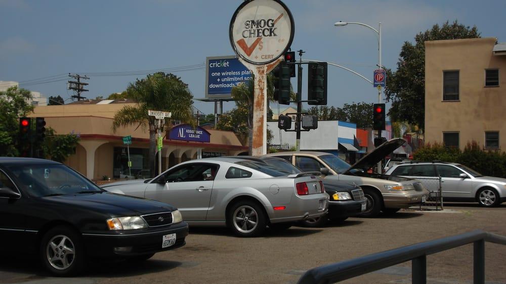 Hillcrest Smog Test & Auto Repair - 14 Photos - Garages ...