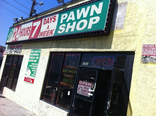 pawn shop hollywood ca