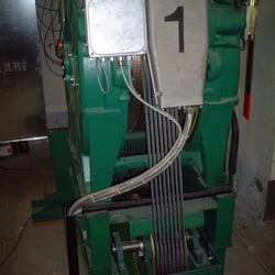 KONE Fahrstuhl Antriebsaggregat