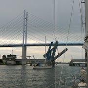 Rügenbrücke, Stralsund, Mecklenburg-Vorpommern