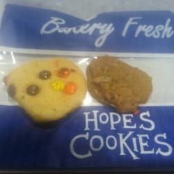Hope's Cookies logo