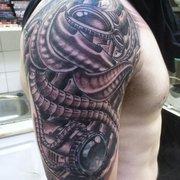 North Road Tattoo, Brighton