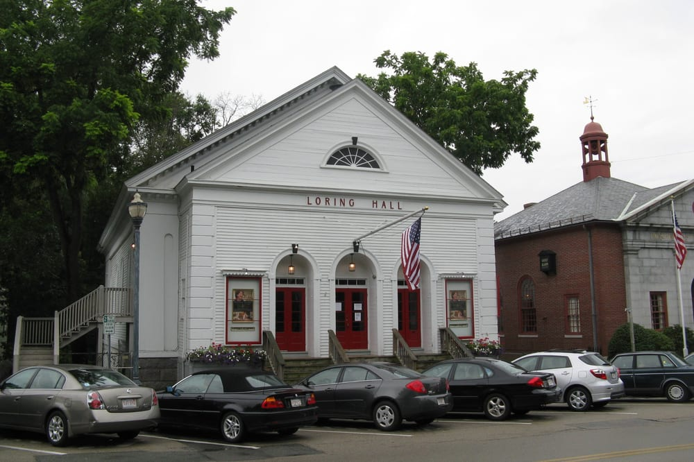 Patriot Cinemas Loring Hall Cinema - Cinema - 65 Main St - Hingham ...